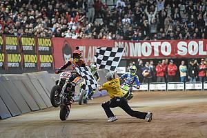 Bike Reporte de la carrera Márquez se toma la revancha en el Superprestigio