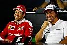 Mercedes - En 2018, Alonso et Vettel seront