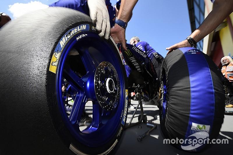 В MotoGP упростили процесс определения шин во время трансляций