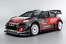 Citroen revela su C3 WRC 2017