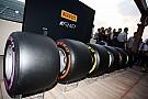 Pirelli umumkan pemilihan ban untuk awal musim F1 2017