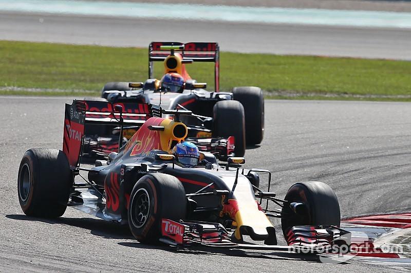 Ріккардо: в Red Bull впораються з моїм суперництвом з Ферстаппеном