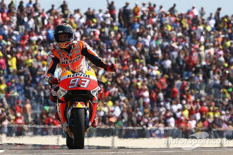 Маркес назвал свою лучшую гонку 2016 года