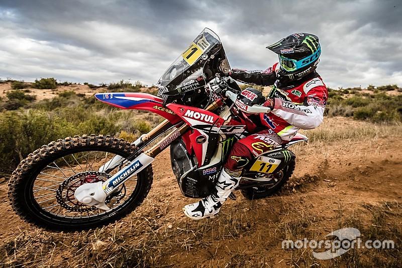 "Joan Barreda: ""Va a ser un Dakar diferente e interesante"""
