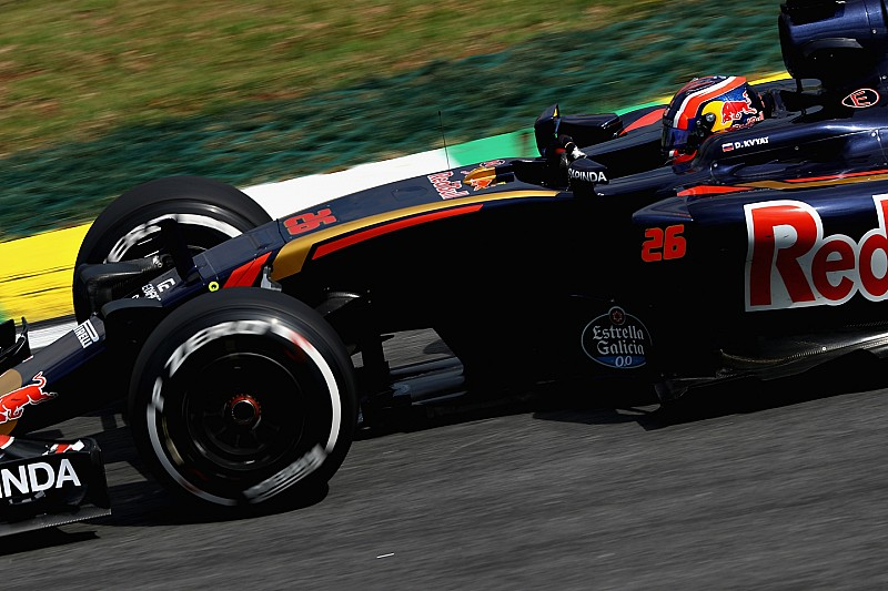 Toro Rosso збирається зробити ребрендинг мотору Renault