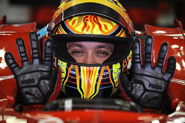 MotoGP Galería Galería: Los test de Valentino Rossi con el Ferrari de F1