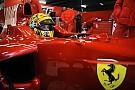 Photos - Les tests en F1 de Valentino Rossi