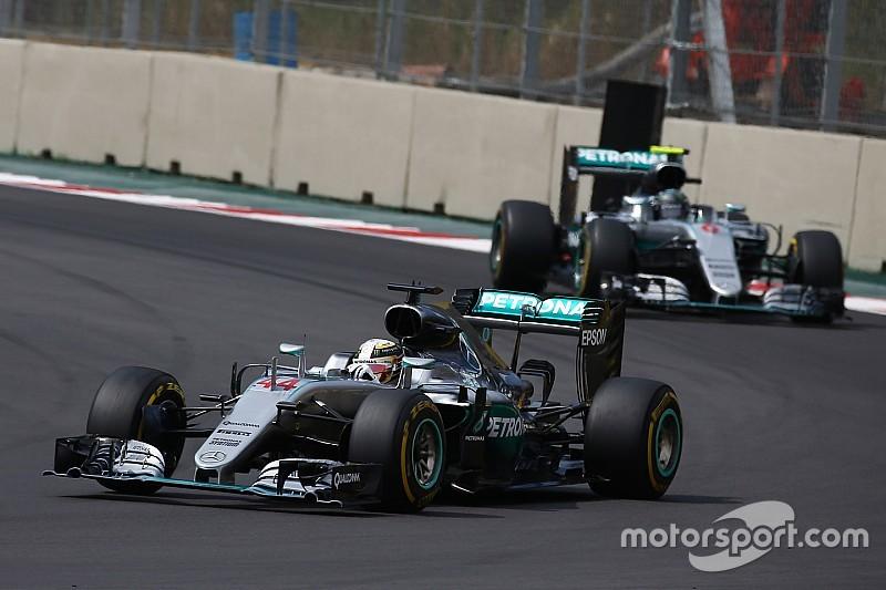 Ecclestone: La única forma de parar a Mercedes sería desechar los híbridos