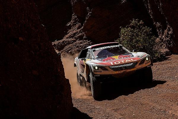 Dakar 2017, 4. Etap: Despres lider, Loeb ve Sainz sorun yaşadı