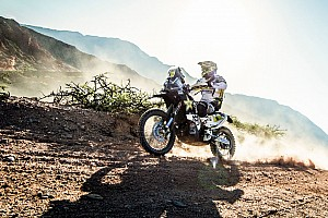 Dakar Noticias Pablo Quintanilla es el nuevo líder del Dakar