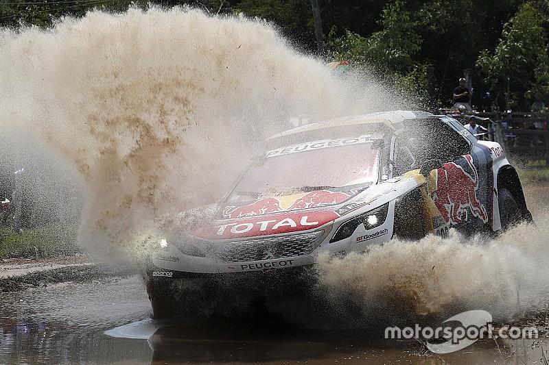 2017-es Dakar, 5. szakasz: Loeb nyert, Peterhansel vezet