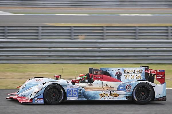 Pole voor Ho-Pin Tung en Jackie Chan DC Racing in Thailand