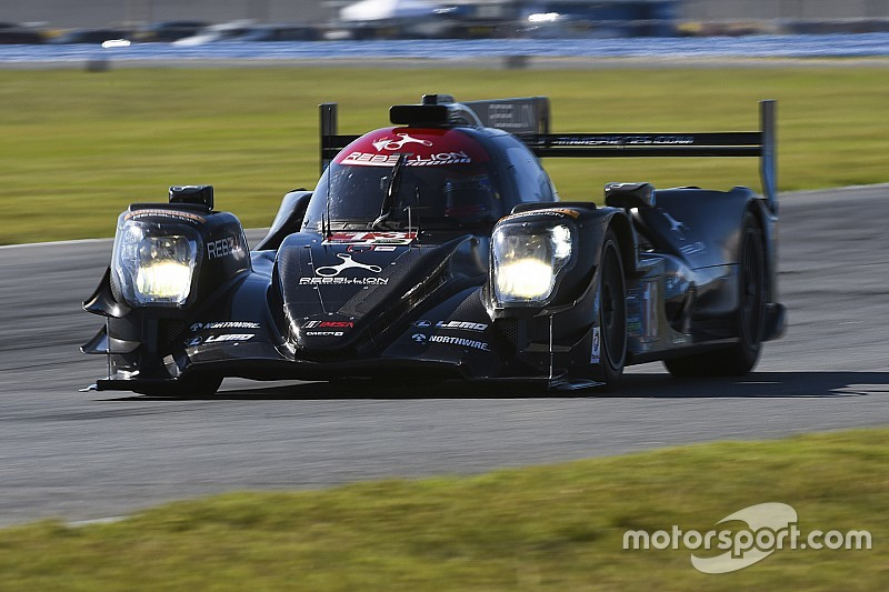 IMSA-Test in Daytona: Rebellion Racing dominiert den 2. Testtag