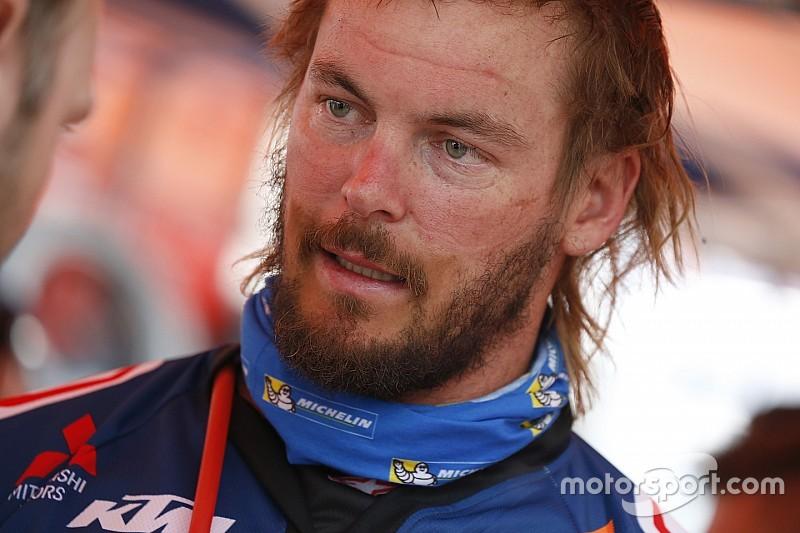 Uit Dakar Rally gecrashte Toby Price kampt met medische complicaties