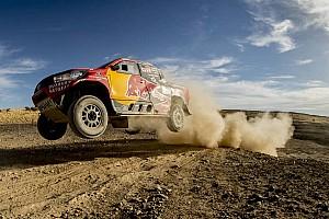 Dakar News De Villiers: Rallye Dakar 2017 wegen ungenauem Roadbook