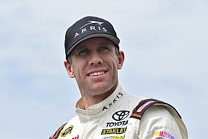 NASCAR Cup Analyse Analyse: Wieso hört NASCAR-Superstar Carl Edwards auf?