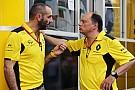 Vasseur noemt meningsverschillen als reden voor vertrek bij Renault