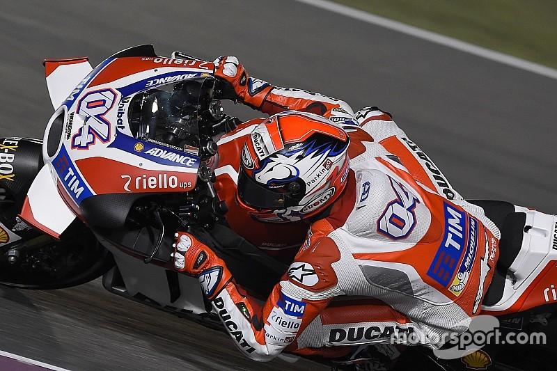 """Ducati-baas: """"Geen druk om in Qatar te winnen"""""""