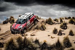 Dakar Nieuws Hirvonen geeft uitleg over aanrijding met een truck