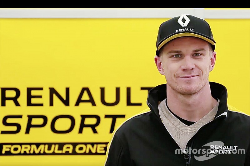 Hulkenberg dice que nunca pensó en ir a Mercedes