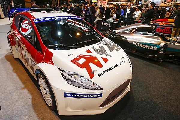 World Rallycross Son dakika Türk Otomobilli RX2 Serisi Tanıtıldı