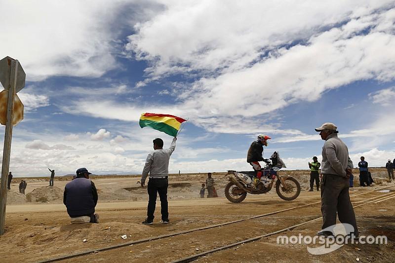 Carlos Gracida, el mexicano que hizo historia en el Dakar 2017