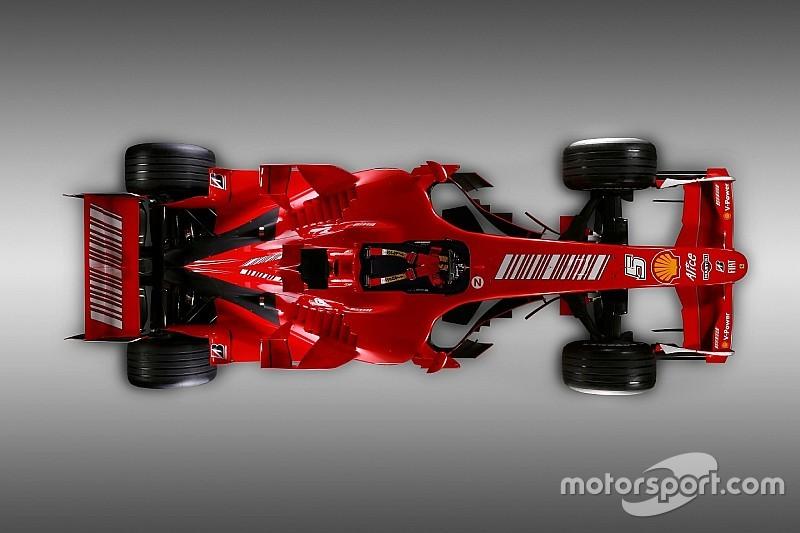 Heute vor 10 Jahren: Ferrari stellt Formel-1-Auto F2007 vor