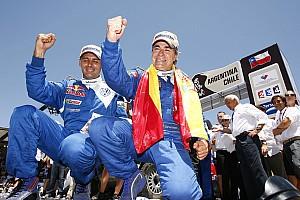 Dakar Artículo especial Todos los ganadores del Dakar en coches