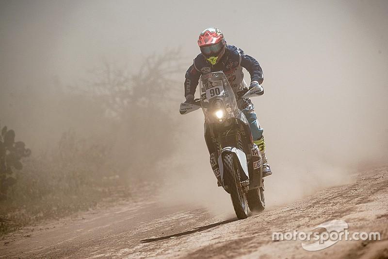 """Gracida: """"Terminar el Dakar en una pieza ya es un éxito"""""""