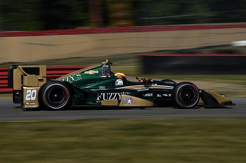 Pigot confirmado para correr con Ed Carpenter Racing