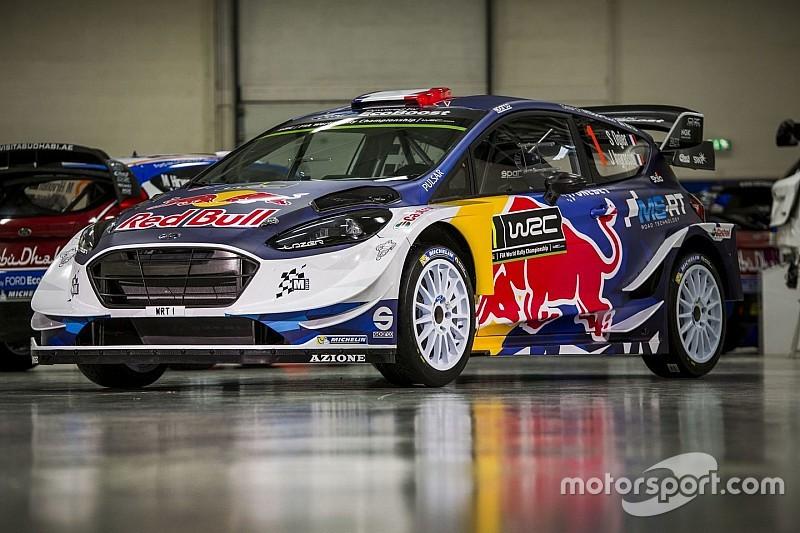 Хирвонен назвал Ожье и M-Sport главными фаворитами WRC
