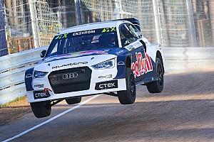 WK Rallycross Nieuws Ekström verzekert zich van fabriekssteun Audi voor WK Rallycross