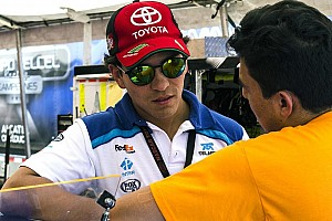 NASCAR Mexico Noticias El hermano de Sergio Pérez anunció su retiro del automovilismo