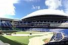 Zeitraffer-Video: So wird ein Baseball-Stadion zur Rennstrecke