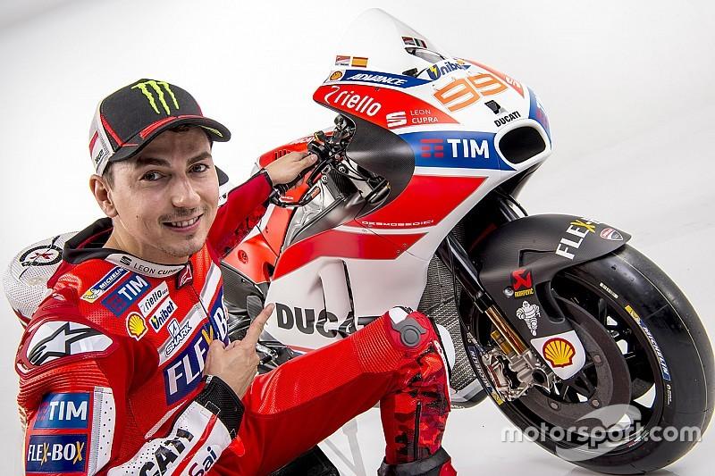 Bildergalerie: Das neue MotoGP-Design von Ducati 2017