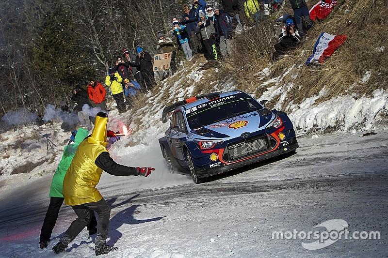 WRC: Ogier dreht auf, Neuville weiterhin an der Spitze
