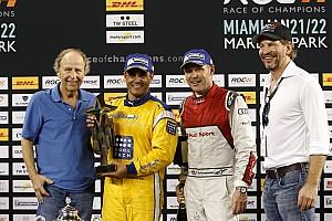 General Noticias de última hora Para Montoya ganar Carrera de Campeones fue