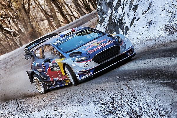 Monte Carlo WRC: Ogier kazandı, Latvala Toyota'yı podyuma taşıdı!