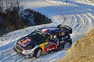 WRC 报告 蒙特卡洛拉力赛:奥吉尔首次代表M-Sport获胜