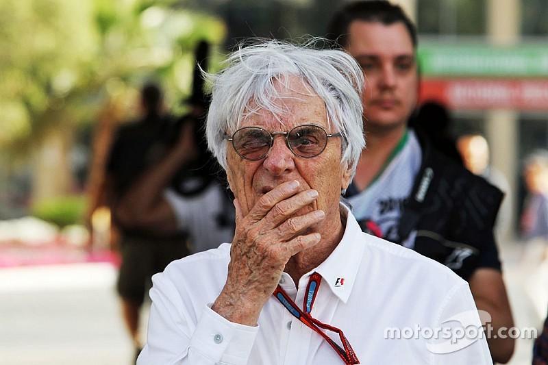¿Ecclestone podría dejar la F1 esta semana?