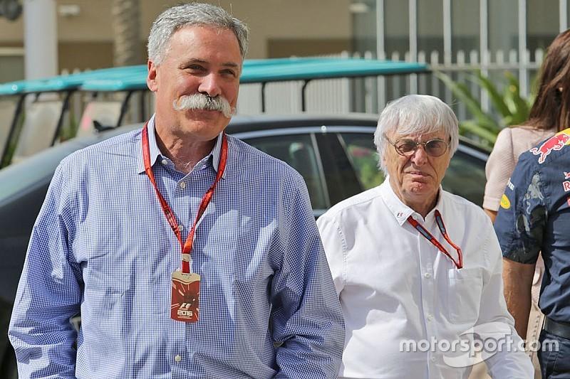 "Liberty Media完成F1收购,确认埃克莱斯顿""退位"""