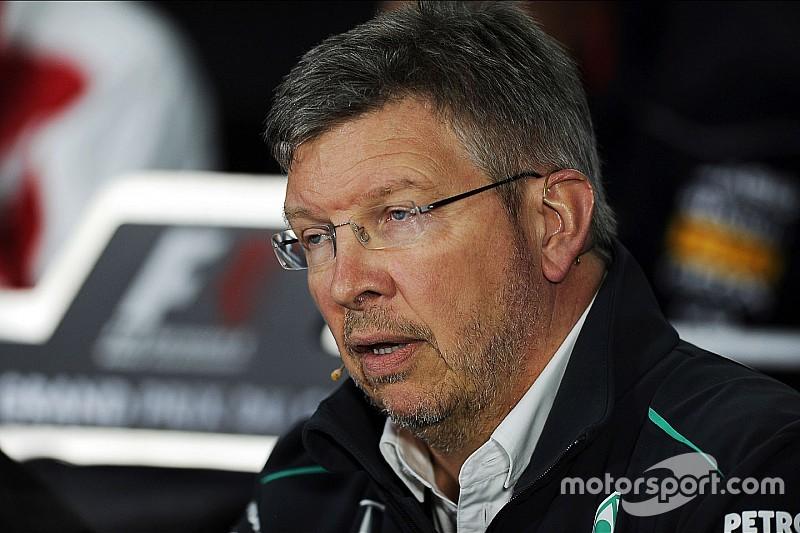 """Brawn: Reglas más simples """"el objetivo clave"""" para el futuro de la F1"""