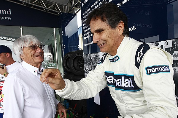 Ecclestone's tough style made F1 great, says Piquet