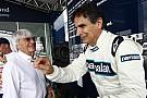 El estilo duro de Ecclestone hizo grande a la F1, según Piquet
