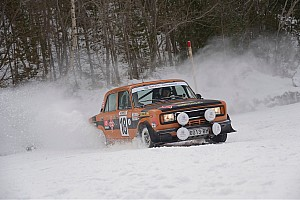 Other rally Artículo especial El SEAT 124 1800 vuelve 40 años después a Montecarlo con los mismos pilotos