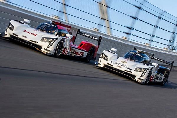 Экипажи Cadillac стали сильнейшими в квалификации «Дайтоны»