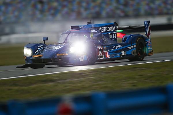 IMSA Nieuws Van der Zande derde op Daytona: