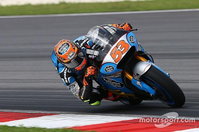 【MotoGP】テスト2日目にクラッシュのラバト。傷は深く緊急帰国
