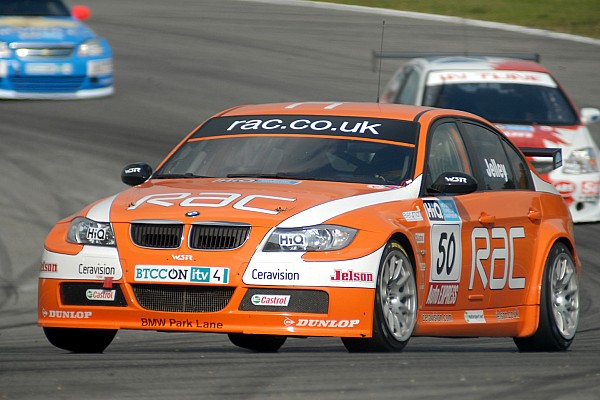 BTCC BTCC race winner Jelley returns after seven-year hiatus