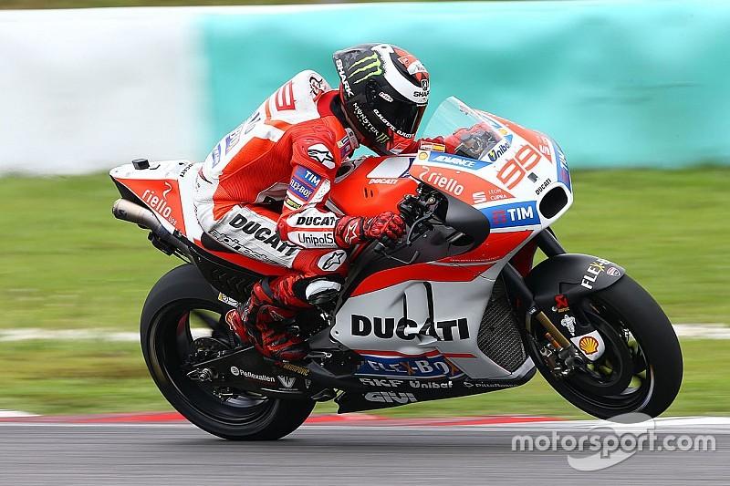 【MotoGP】ライディングスタイルを変えたロレンソ「勘違いしていた」